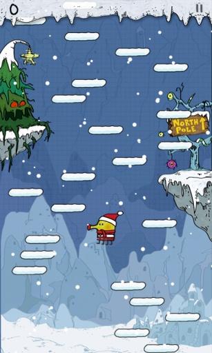 涂鸦跳跃圣诞版截图2