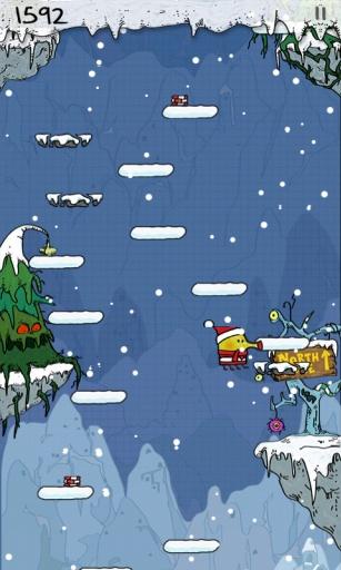 涂鸦跳跃圣诞版截图4