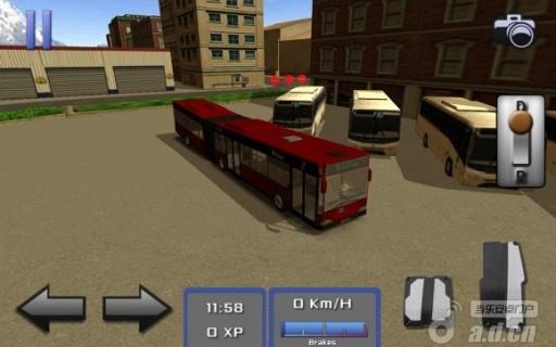 模拟巴士3D截图1