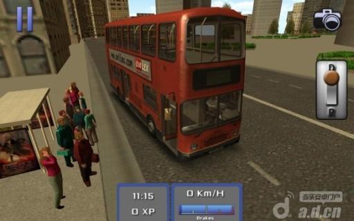 模拟巴士3D截图2