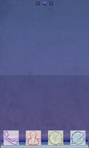 GO主题-紫色梦幻