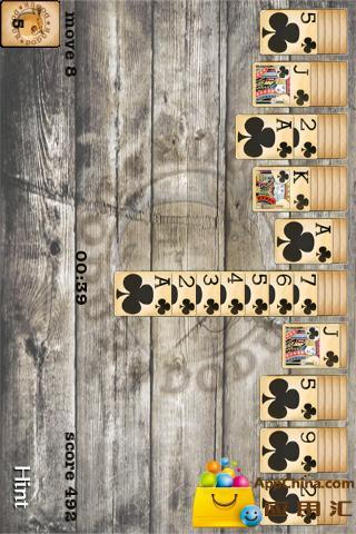 经典蜘蛛牌 - 7k7k小游戏