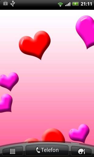 心脏手绘色彩图片