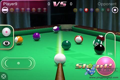 3D桌球 3D Pool Master Pro截图1