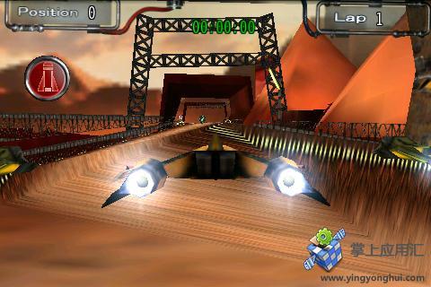 3D极速飙车截图3