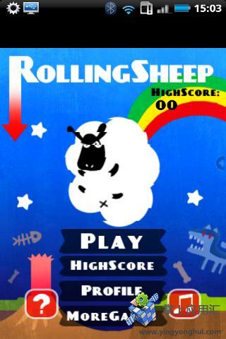 绵羊滚滚截图0