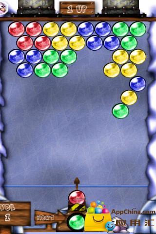 冰冻泡泡|玩益智App免費|玩APPs