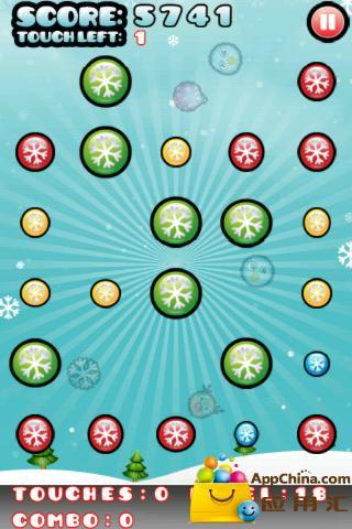 泡沫爆破节日版|玩益智App免費|玩APPs