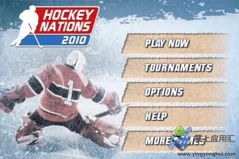 冰球大联盟 2010 Hockey Nations 2010|玩體育競技App免費|玩APPs