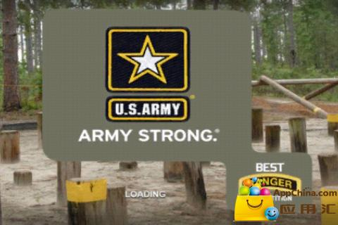 美国陆军训练