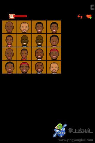 玩免費益智APP|下載NBA篮球巨星连连看 app不用錢|硬是要APP