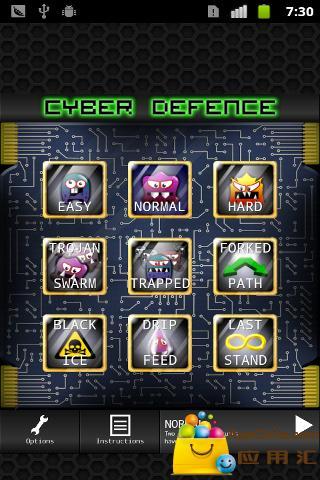 电脑防守截图0