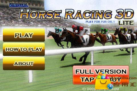 Racing Touch (Android App) - 香港賽馬會