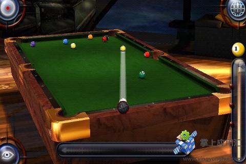 【免費體育競技App】Namco网络桌球3-APP點子