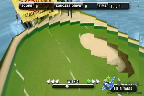 3D高尔夫之战截图2