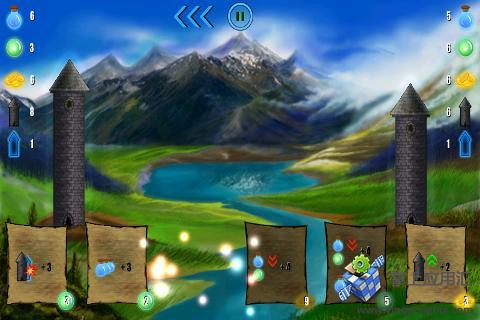 魔法师之战免费版截图3