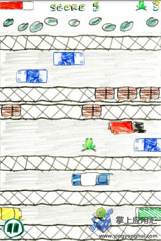 【免費益智App】涂鸦青蛙-APP點子