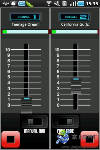 DJ混音台试玩版截图3