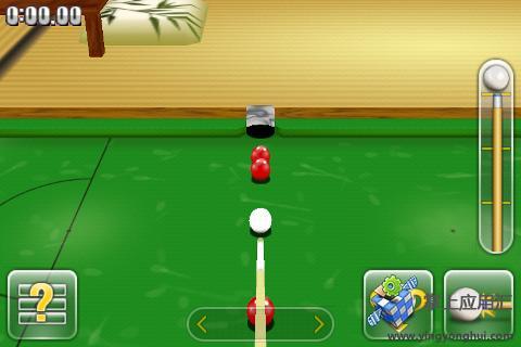 忍者台球 玩體育競技App免費 玩APPs