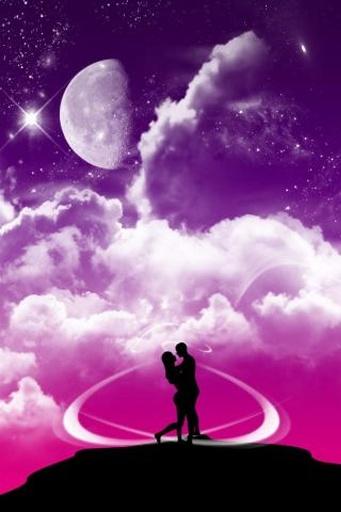 粉色浪漫可爱背景