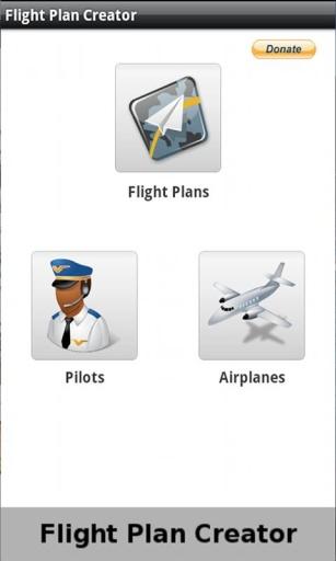 Flight Plan Creator截图0