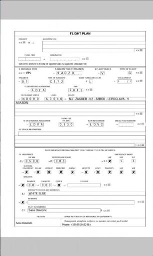 Flight Plan Creator截图7