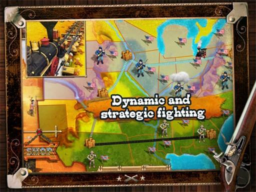 玩策略App|南北士兵大决战免費|APP試玩