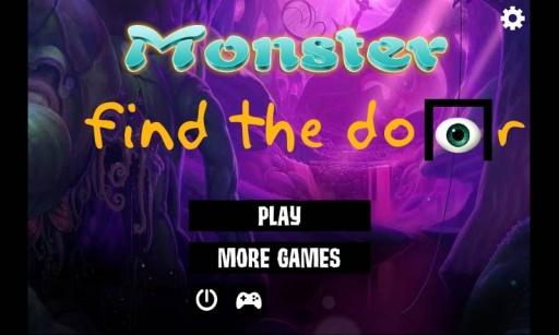 玩免費益智APP|下載Monster find the door app不用錢|硬是要APP