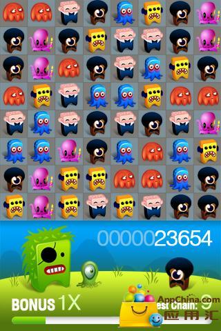 玩免費益智APP|下載怪物迷阵 app不用錢|硬是要APP