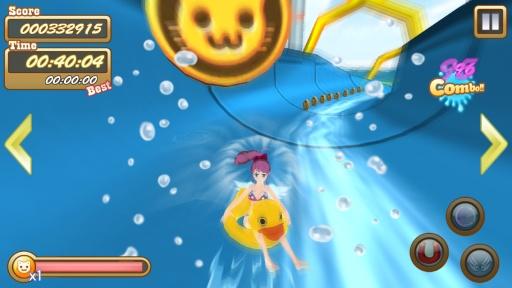 玩動作App|滑水天使免費|APP試玩