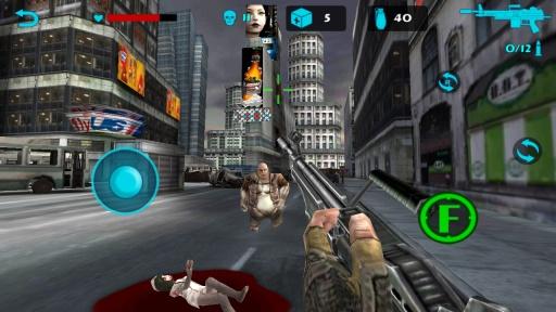 僵尸猎手:死亡射击截图3