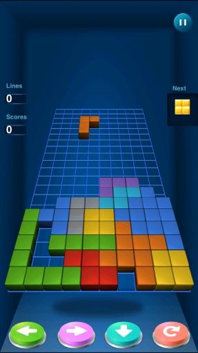 俄罗斯方块3D 玩益智App免費 玩APPs