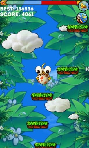 笨鸟跳跃截图0