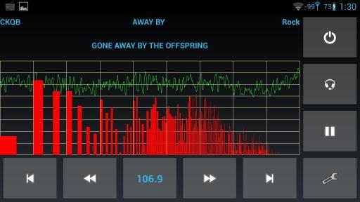 Spirit收音机截图1