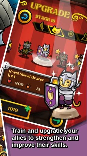 【免費動作App】猫武士传奇-APP點子