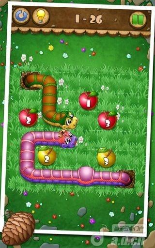 小蛇吃苹果截图3