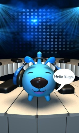 会说话的酷小狗—酷狗音乐精灵截图1
