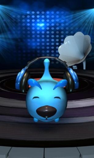 【免費益智App】会说话的酷小狗—酷狗音乐精灵-APP點子