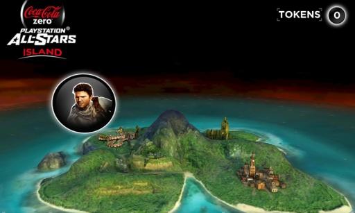 索尼全明星岛屿历险截图1