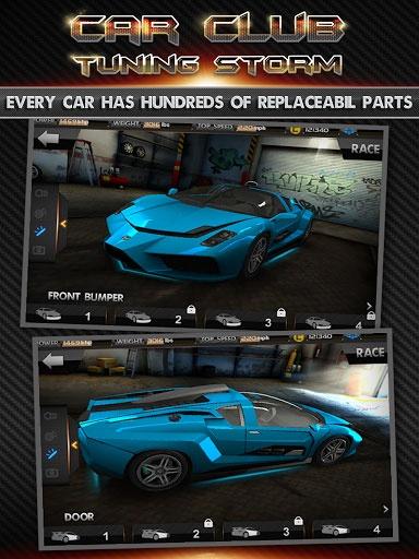 玩賽車遊戲App|赛车俱乐部:改装风暴免費|APP試玩