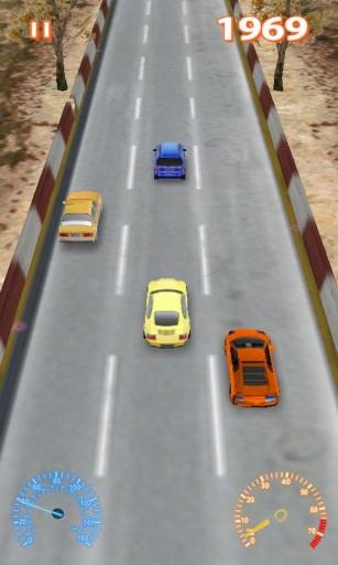 赛车激情3D