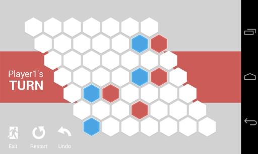 对边连线棋截图1