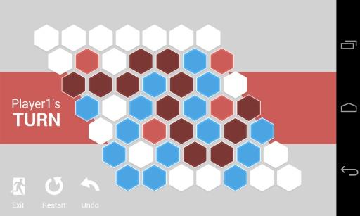 对边连线棋截图3