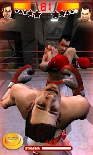 铁拳拳击截图0