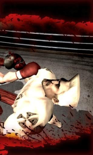 铁拳拳击截图2