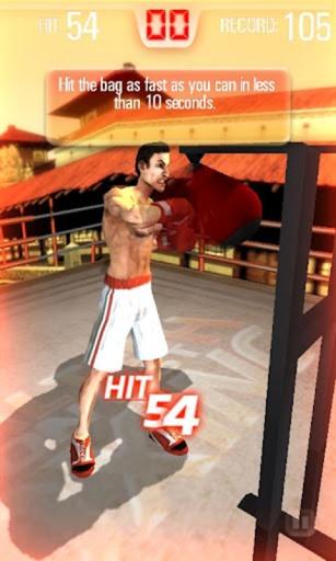 铁拳拳击截图4