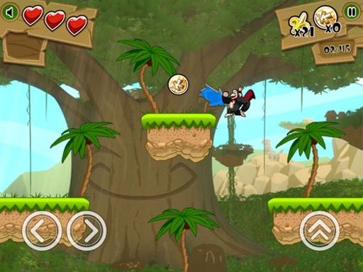 琪巴和昆巴:丛林跳跃