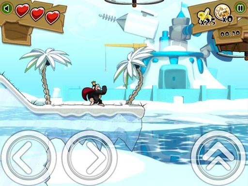 【免費動作App】琪巴和昆巴:丛林跳跃-APP點子