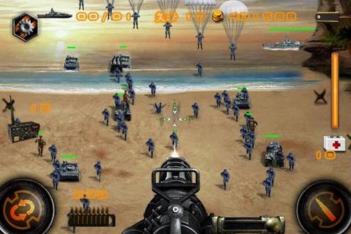 火线防御战截图0