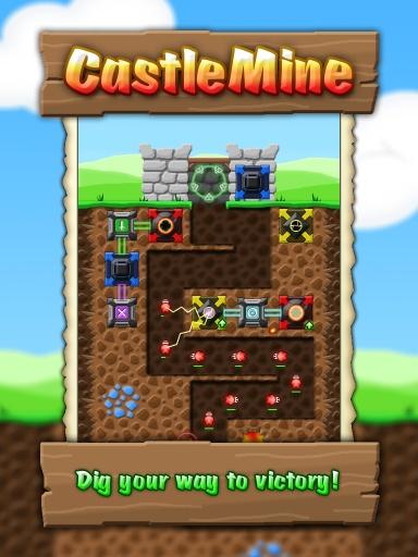 矿山城堡截图0